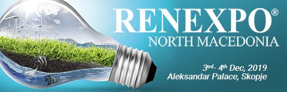 renexpo north macedonia trade fair